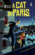 A Cat in Paris - Jean-Loup Felicioli, Alain Gagnol