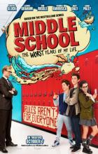 Middle School: The Worst Years of My Life - Steve Carr