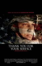 Thank You for Your Service - Jason Hall