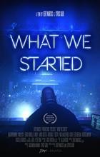 What We Started - Bert Marcus, Cyrus Saidi