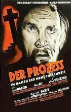 Der Prozeß - Georg Wilhelm Pabst