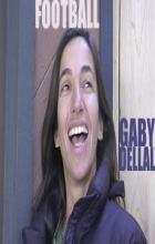 Football - Gaby Dellal